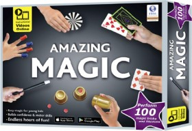 Amazing-Magic-100-Magic-Tricks on sale