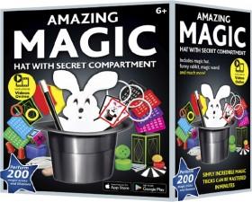 Amazing-Magic-Hat-with-200-Magic-Tricks on sale