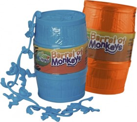 Barrel-Of-Monkeys on sale