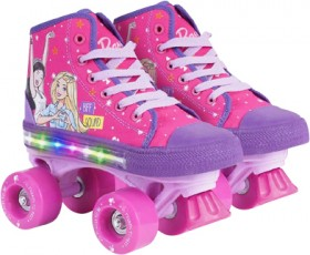 Barbie-Light-Up-Roller-Skates on sale