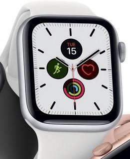 Apple-Watch-SE-Silver on sale