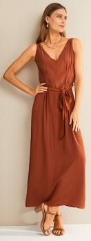 Grace-Hill-Pleat-Detail-Maxi-Dress on sale