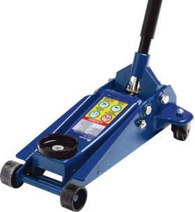 Mechpro-Blue-2000kg-Garage-Jack on sale