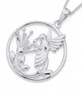 Sterling-Silver-Pendant on sale