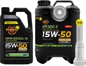 Penrite-HPR-Diesel-15-Engine-Oils on sale