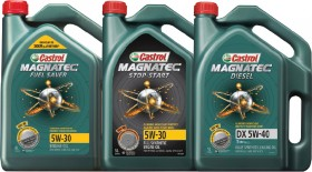 These-Castrol-MAGNATEC-Engine-Oils on sale