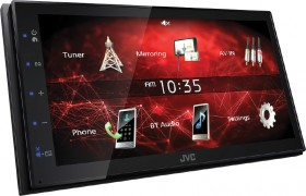 JVC-6.8-Touchscreen-Digital-Media-Player on sale
