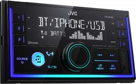 JVC-Double-Din-Media-Player-with-Bluetooth-USB on sale