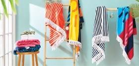 Esprit-Corsica-Laucala-Bora-Beach-Towels on sale