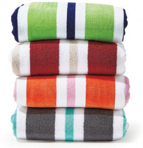 Habitat-Cabana-Stripe-80x160cm-Beach-Towels on sale