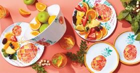 Prestige-Summertime-Melamine-Dinnerware-Acrylic-Drinkware on sale