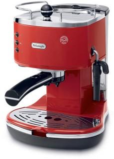 Delonghi-Icona-Red-Pump-Coffee-Machine on sale