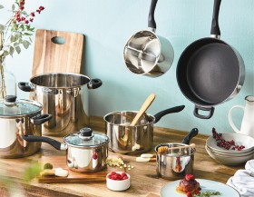 Hampton-Mason-Impact-Pro-Cookware on sale