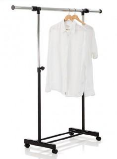 Deluxe-Garment-Rack on sale