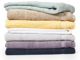 Hilton-Soft-Sensations-Bath-Towels on sale