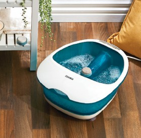 Homedics-Pedi-Luxe-Foot-Spa on sale