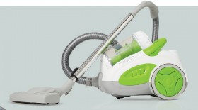 Zip-Fusion-Bagless-WhiteGreen-Vacuum-Cleaner on sale