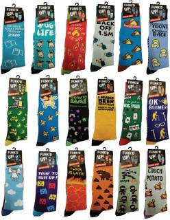 Mens-Funkd-Up-Socks on sale
