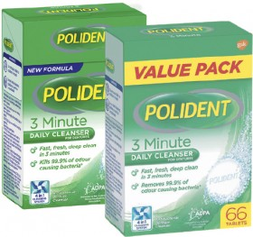 Polident-60-66-Pack on sale