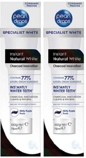 Pearl-Drops-Toothpaste-Charcoal-100g on sale