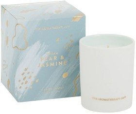 The-Aromatherapy-Co.-Dream-Pear-Jasmine-Candle on sale