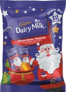 Cadbury-Dairy-Milk-Chocolate-Santa-Share-Pack-144g on sale