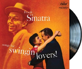Frank-Sinatra-Songs-for-Swingin-Lovers-1956-Vinyl on sale