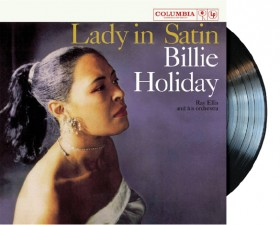 Billie-Holiday-Lady-in-Satin-1958-Vinyl on sale