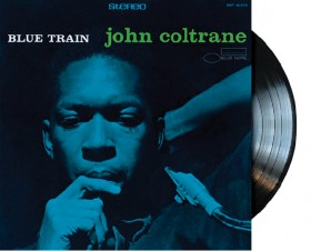 John-Coltrane-Blue-Train-1958-Vinyl on sale