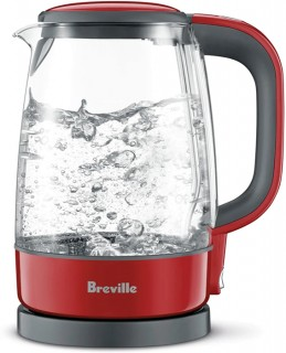 Breville-Crystal-Clear-Cranberry-Kettle on sale