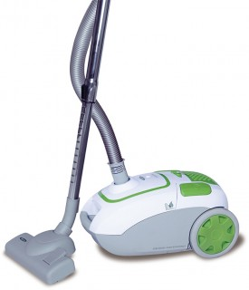 Zip-Power-Force-WhiteGreen-Vacuum-Cleaner on sale
