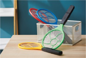 Battery-Operated-Mosquito-Bug-Swatters on sale