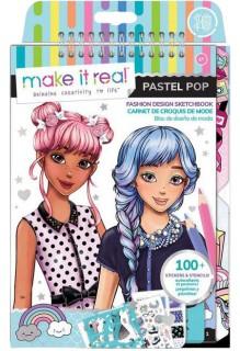 Fashion-Design-Sketchbook-Pastel-Pop on sale