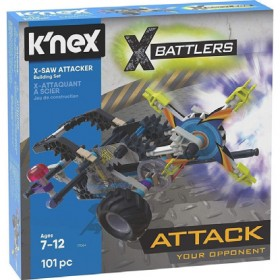 Knex-Building-Set-X-Saw-Attacker on sale