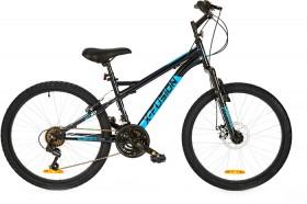 60cm-X-Fusion-Blue-Bike on sale
