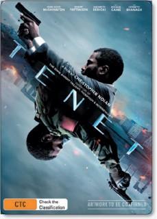 Tenet-DVD on sale
