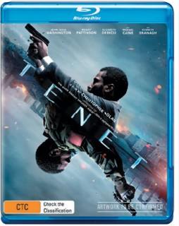 Tenet-Blu-Ray on sale