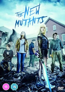 The-New-Mutants-DVD on sale