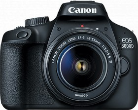 Canon-EOS-3000D-DSLR-Camera-with-18-55-Lens on sale