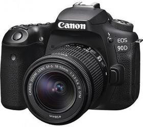 Canon-EOS-90D-DSLR-Camera-with-18-55mm-IS-Lens on sale
