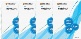 OfficeMax-Spiral-Notebook on sale