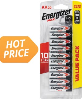 Energizer-Max-AA-Batteries on sale