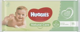 Huggies-Baby-Wipes-Natural-56-Pack on sale