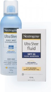 Neutrogena-Sun-Range on sale