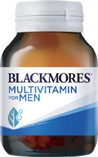 Blackmores-Multivitamin-For-Men-50-Tablets on sale