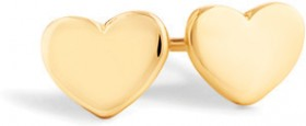 NEW-Stud-Earrings-in-10ct-Yellow-Gold on sale