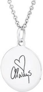 Love-Always-Pendant-in-Sterling-Silver on sale