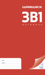 Warwick-3B1-Notebook on sale