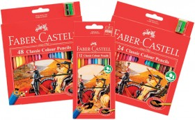 40-off-Faber-Castell-Classic-Colour-Pencils on sale