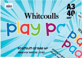 Whitcoulls-Play-Pad-A3-40-Sheets on sale